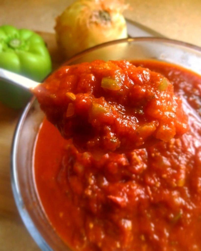 sausage tomato pasta sauce