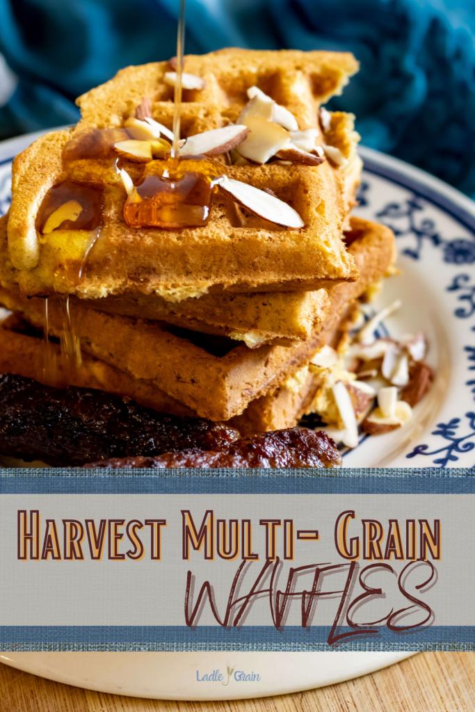 harvest waffles pin
