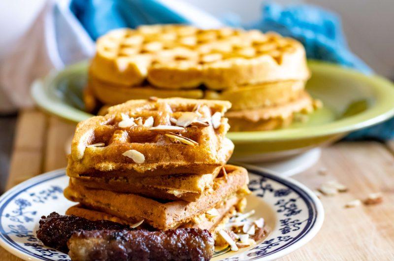Harvest Multi-Grain Waffles