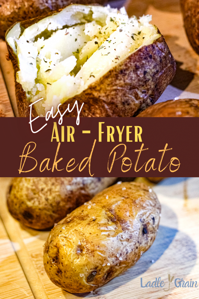 air-fryer baked potato pin